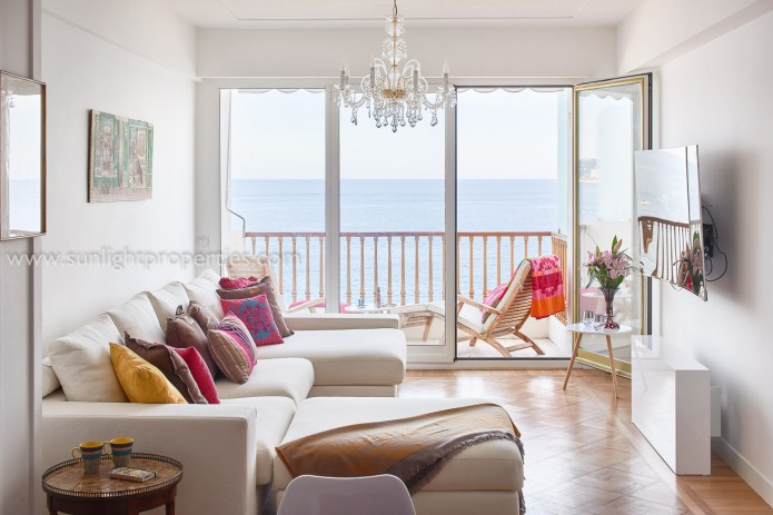 2 Bedroom Holiday Apartment To Rent In Nice Promenade Des Anglais Seafront Area Sunlight Properties